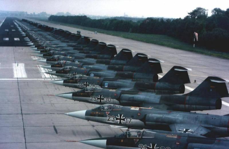 Система ПВО НАТО в Европе. Часть 1-я
