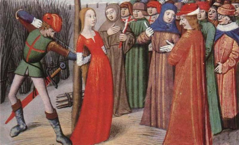 Жанна д'Арк, как PR-проект своей эпохи