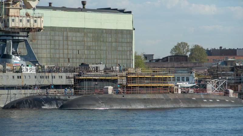«Адмиралтейские верфи» завершили ремонт ДЭПЛ «Краснодар»