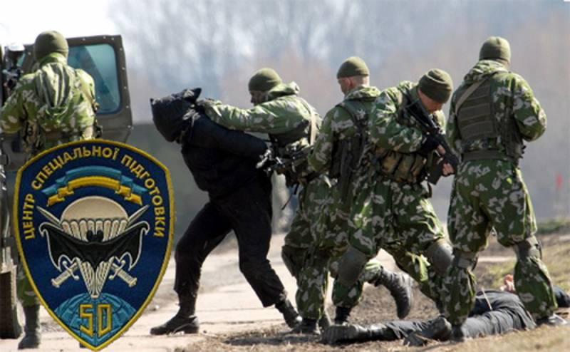 Украинские Силы специальных операций как козырь информационной войны