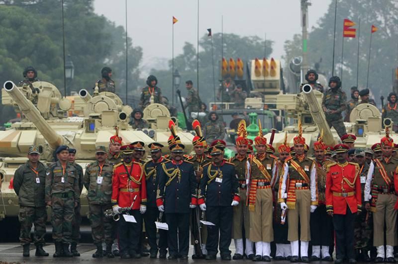 NI определил 5 государств, у которых к 2030 году будут самые мощные армии