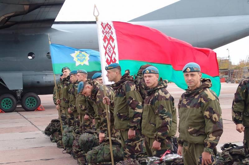 Белорусы на Армейских играх будут участвовать в восьми конкурсах