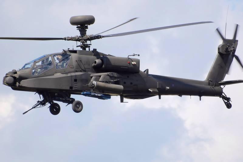 Для тренировки российских войск ПВО разрабатывается имитатор вертолёта Apache