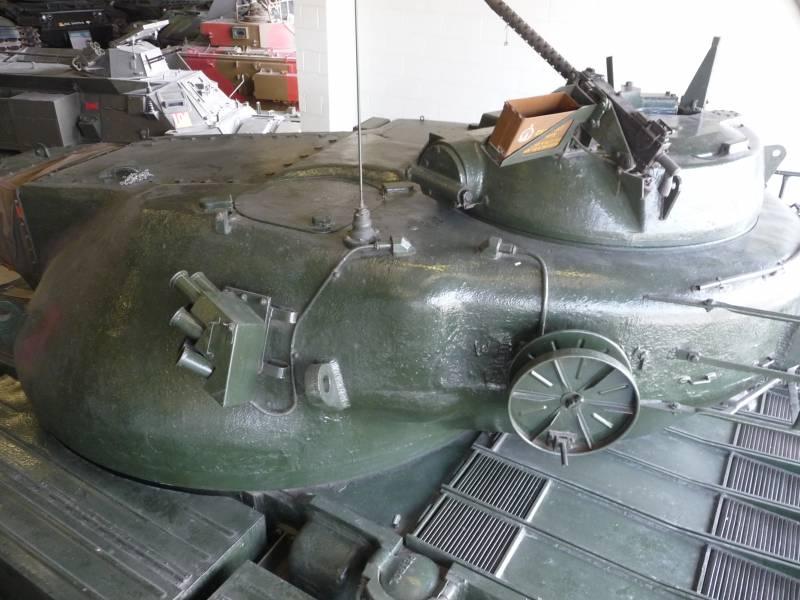 FV 214 «Conqueror»: последний британский тяжёлый танк в истории