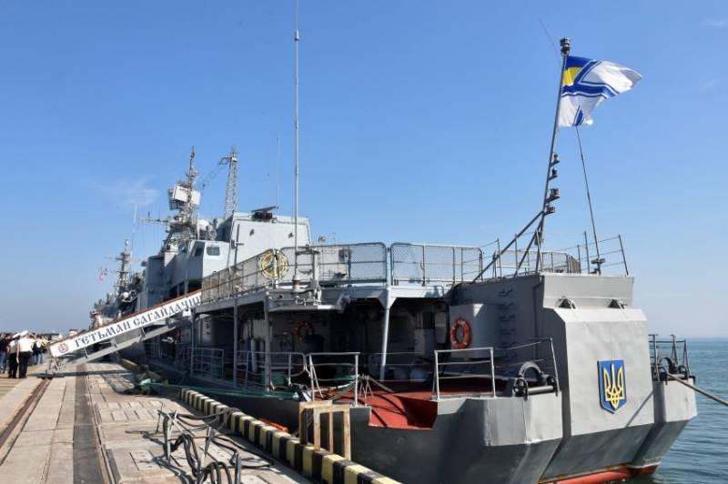 СМИ: Украина сорвала морскую фазу многонационального учения Sea Breeze