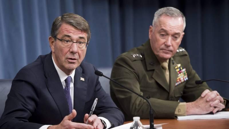 Глава Пентагона снова посетовал на действия Москвы в Сирии, которые «не способствуют переходу власти»