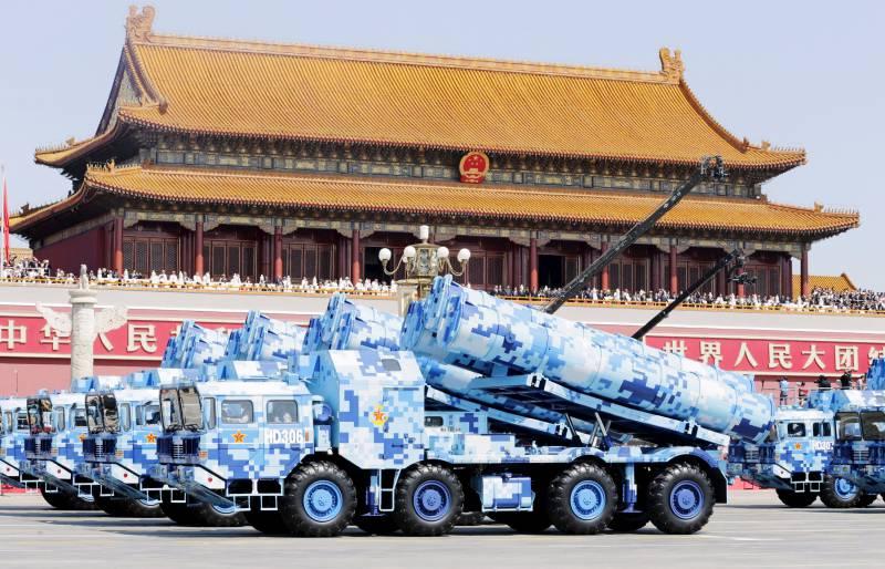 По Китаю бьют на взлёте