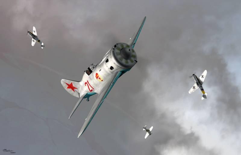 Авиация в Великой Отечественной войне: история без противоречий. Часть 1