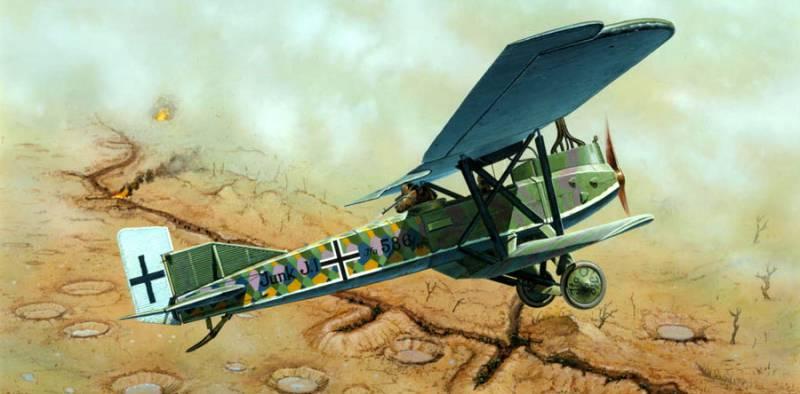 Летающий броненосец кайзера
