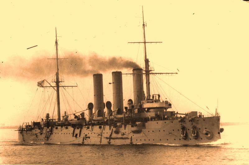 Сиамский поход крейсера «Аврора»