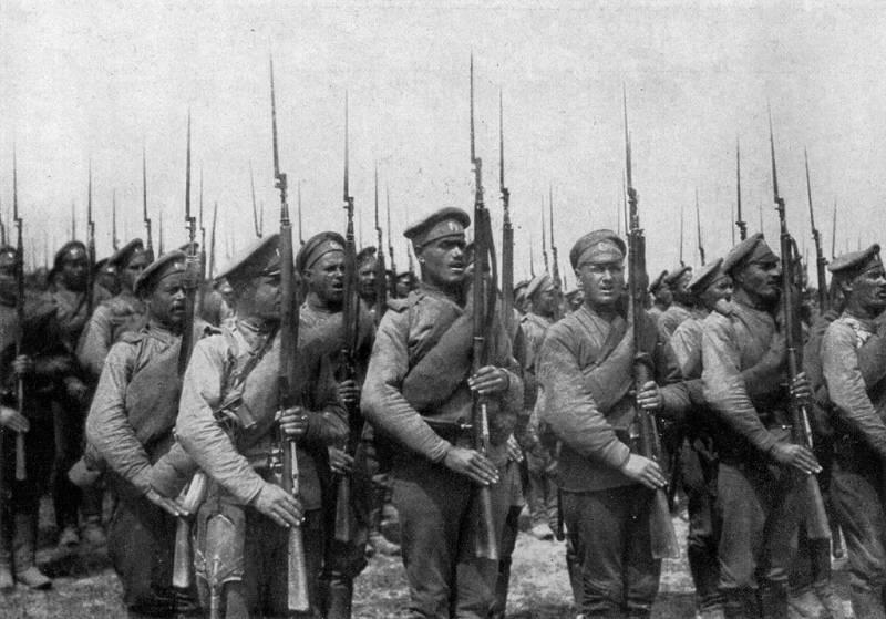 Как погибли лучшие части Русской императорской армии