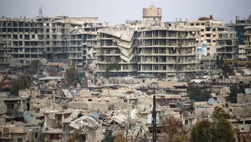 США предлагают ввести в Сирии семидневный «режим тишины»