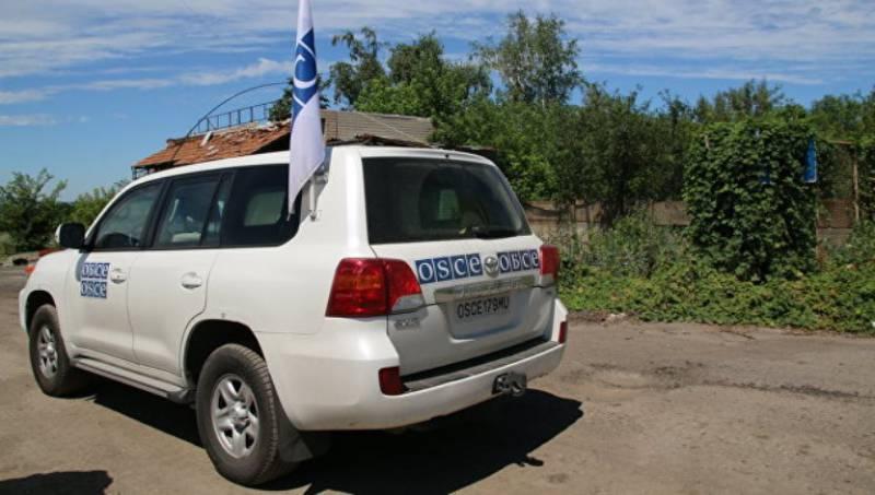Миссия ОБСЕ: ополченцы ДНР угрожали наблюдателям оружием