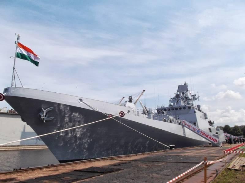 Решение о судьбе второй тройки фрегатов проекта 11356 пока не принято