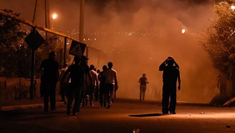 Вооружённая группа, захватившая в Ереване здание полка ППС, открыла огонь