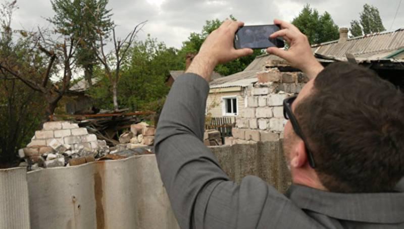 На жителей Донбасса теперь можно «стучать» по прямой линии, организованной генпрокуратурой Украины