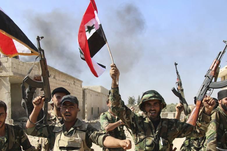 День Сирийской армии - главной силы в борьбе с терроризмом