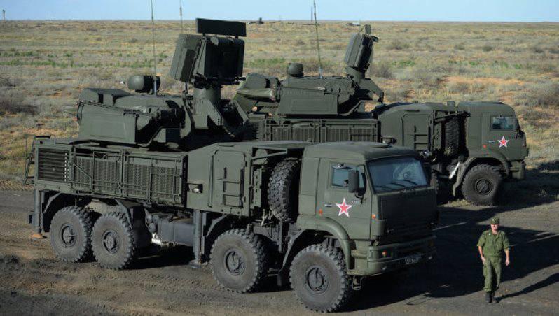 На Камчатке ракетчики ТОФ впервые выполнили стрельбы из ЗРПК «Панцирь С1»