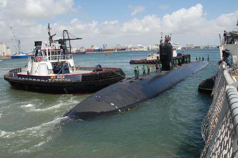 Washington Post о «хакерской» работе подводного флота США