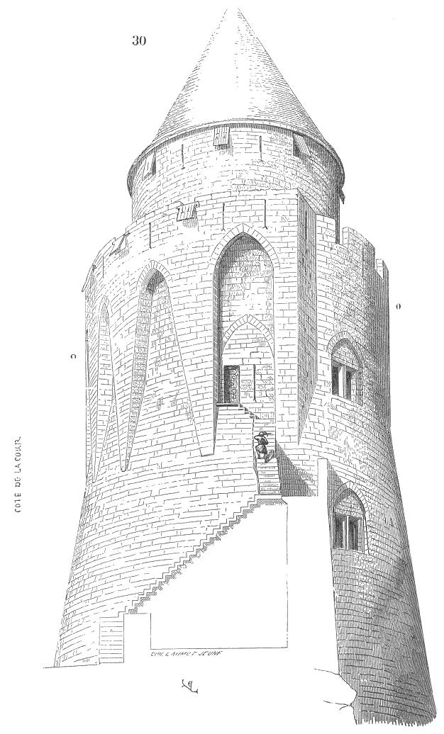 Шато-Гайар – «смелый замок»