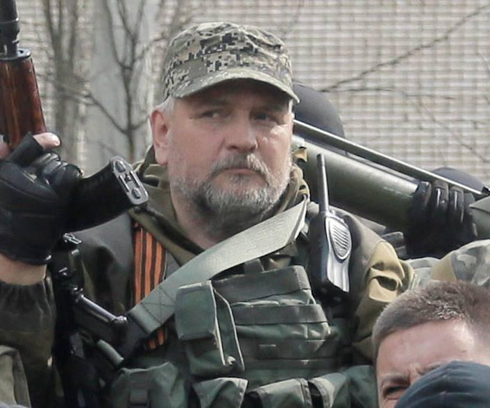 «У меня воюют все…» Боевой путь русского добровольца («Прапор»)