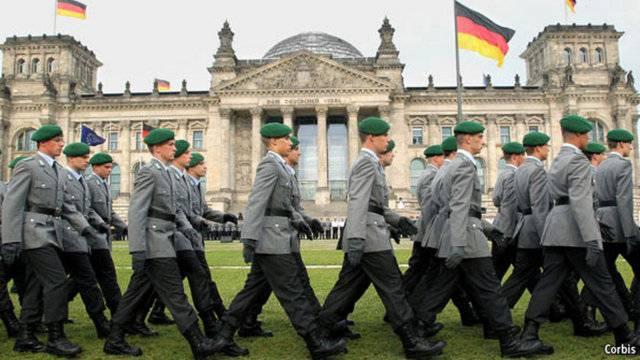 Честные, но наивные немцы