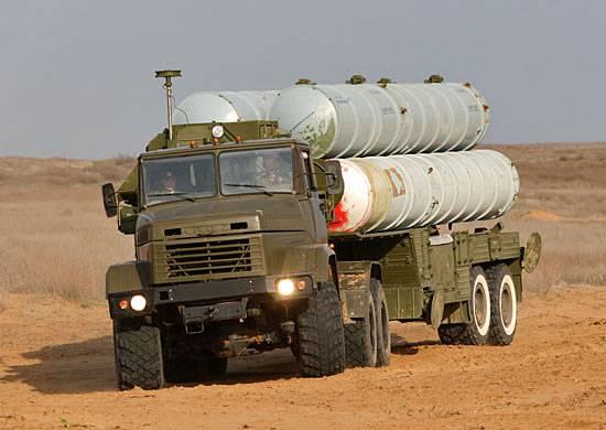 Россия передала Казахстану 5 зенитных ракетных систем С-300