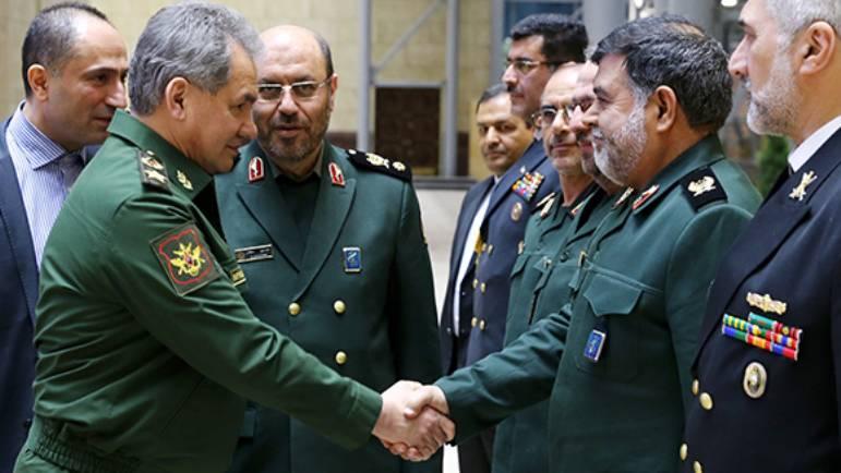 СМИ: Россия и Иран договариваются о проведении совместного учения