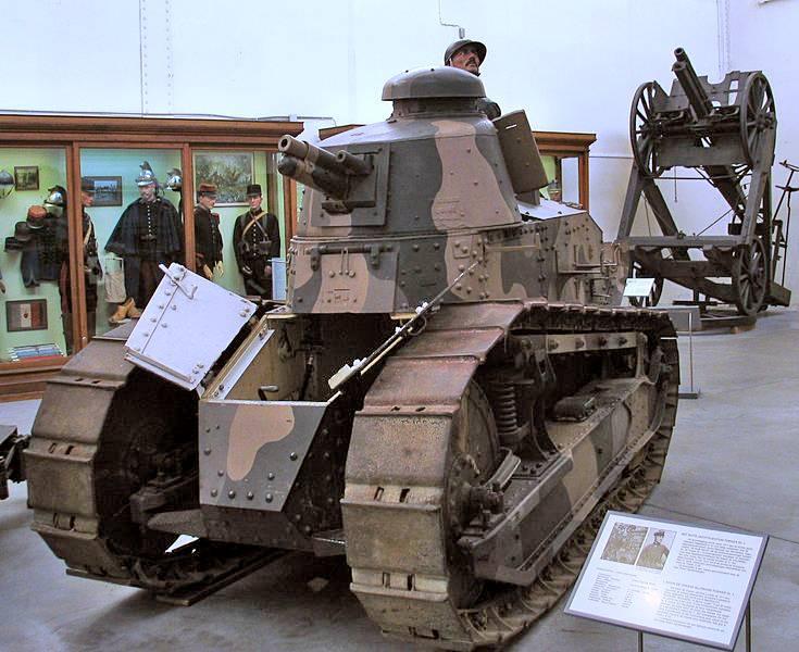 Старые газеты и танки
