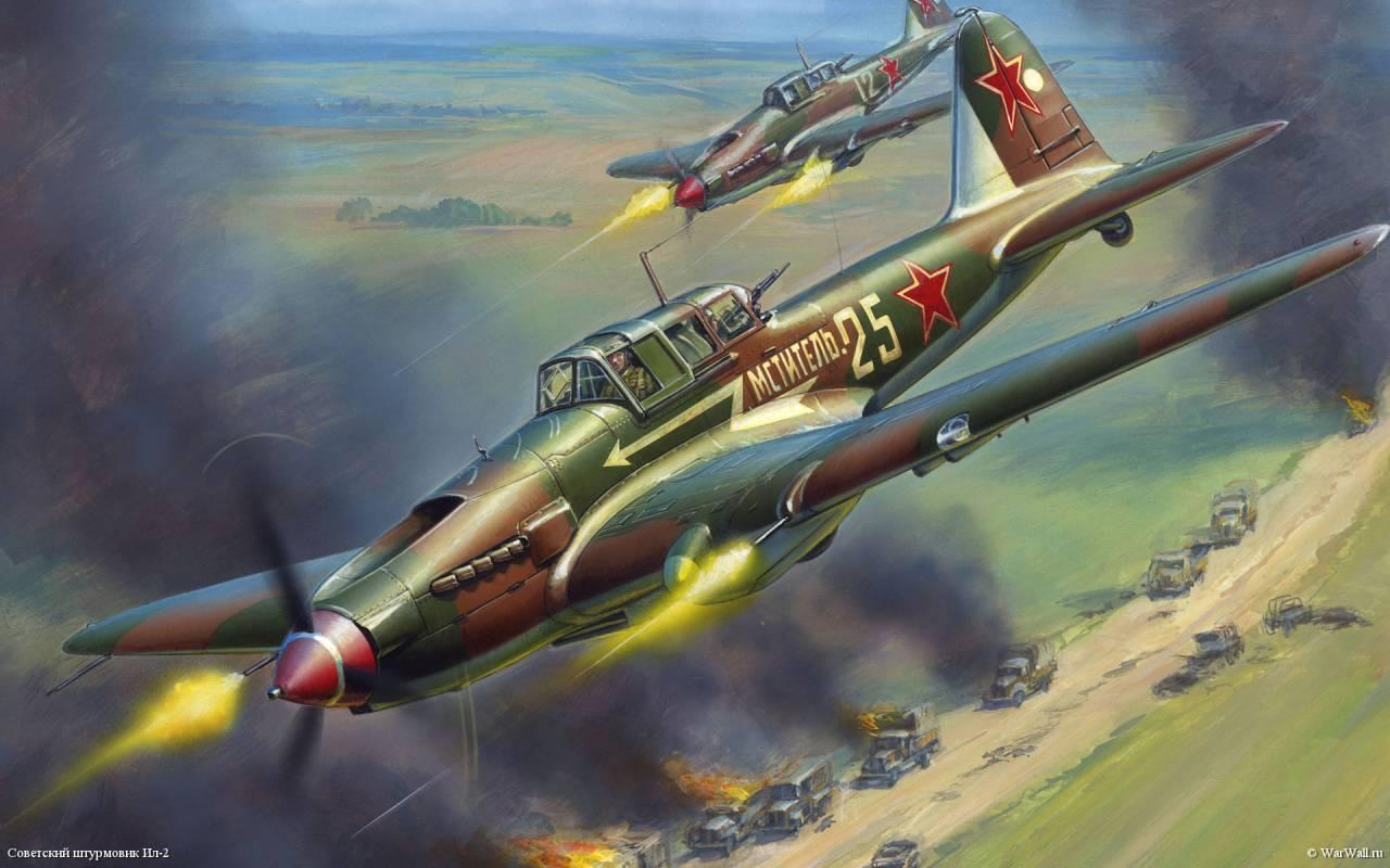 Обои война, сражение, сбитый юнкерс, рисунок. Авиация foto 13