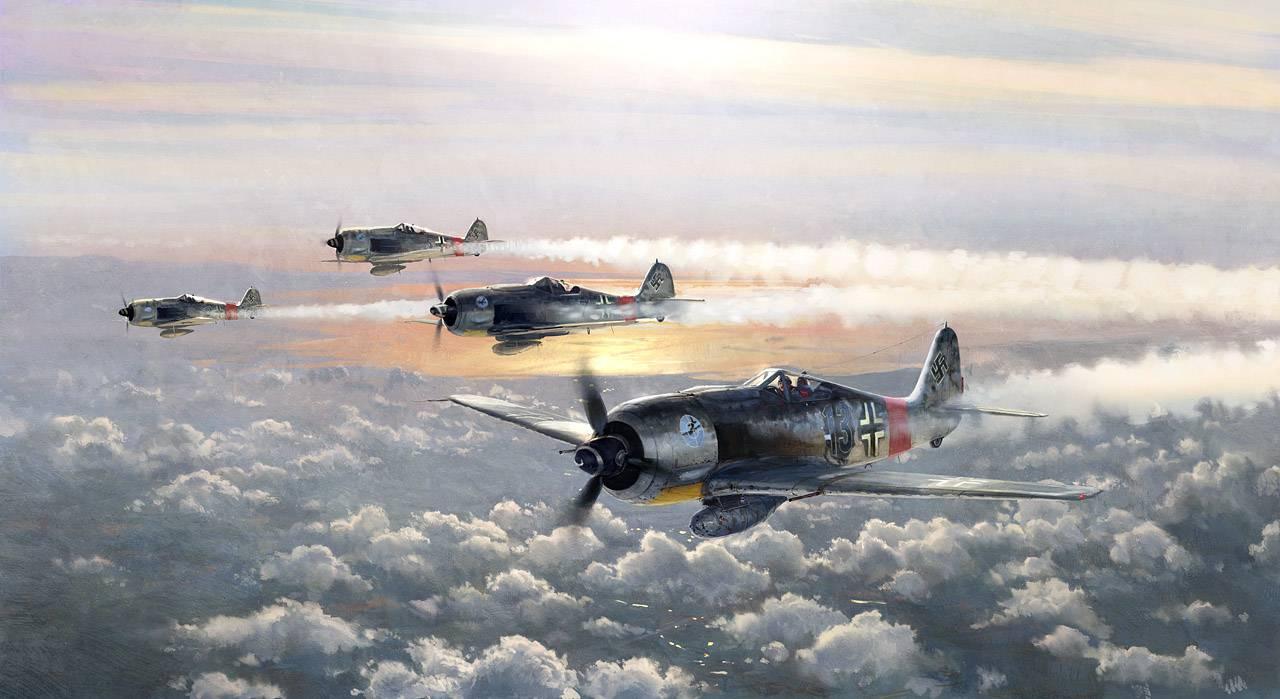 Обои истребитель, ВВС РККА, советский, великая отечественная война, одномоторный, ссср. Авиация foto 18