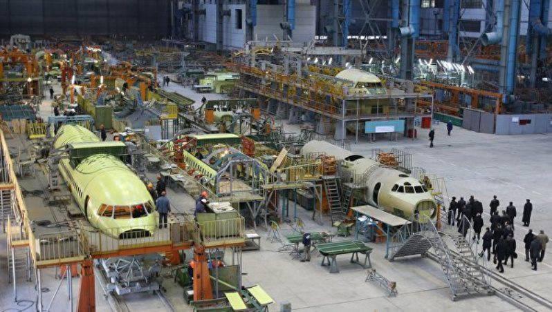 Новый украинский закон разрешил отечественным авиастроителям кооперироваться с иностранными предприятиями. Российских компаний это не касается