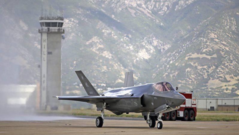 Картер: работы по совершенствованию проекта F-35A будут продолжены