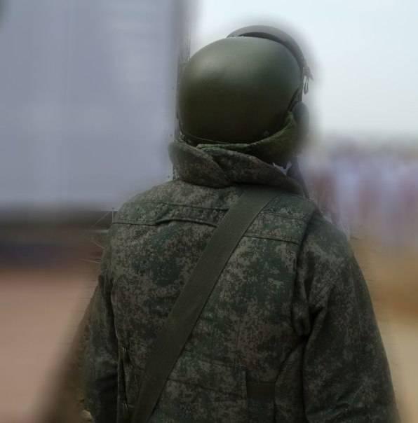 Новейший «Ратник-3К» для танкистов