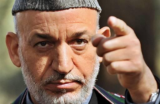 Экс-президент Афганистана раскритиковал натовскую военную миссию в стране