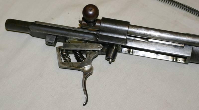 Автоматическая винтовка А. Чеи-Риготти (Италия)