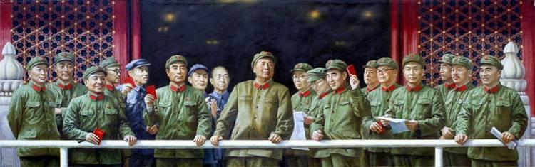 Огонь по штабам. Полвека началу Культурной революции в Китае
