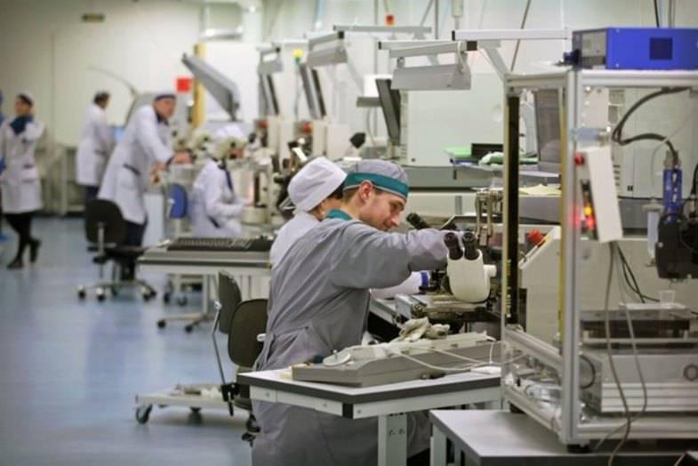 В Ростехе создан материал для защиты электронных приборов от средств РЭБ