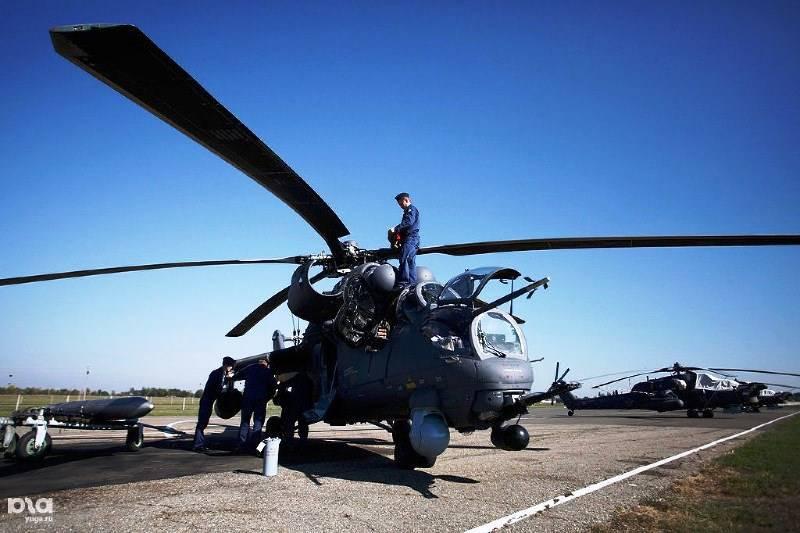На аэродроме Батайск приступили к строительству испытательной станции для вертолётов