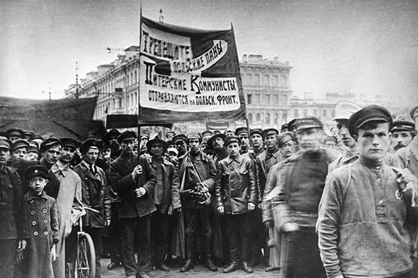 Внутренние пружины советско-польской войны