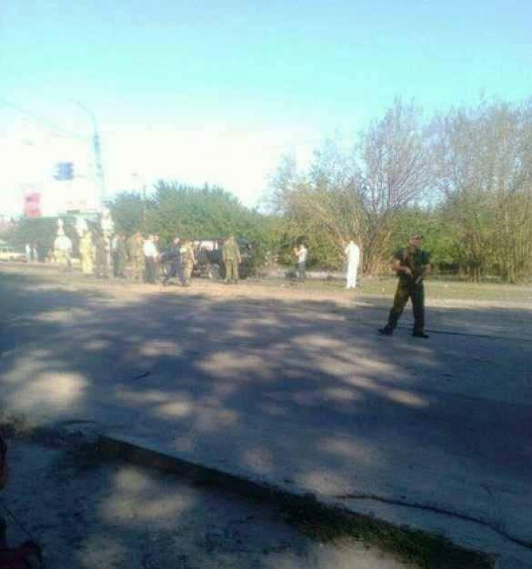 Совершено покушение на лидера ЛНР Плотницкого