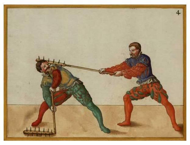 Моргенштерн: жуткая звезда Средневековья