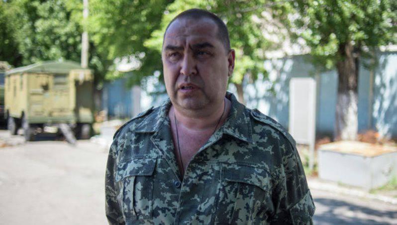 Наблюдатели ОБСЕ о покушении на Плотницкого