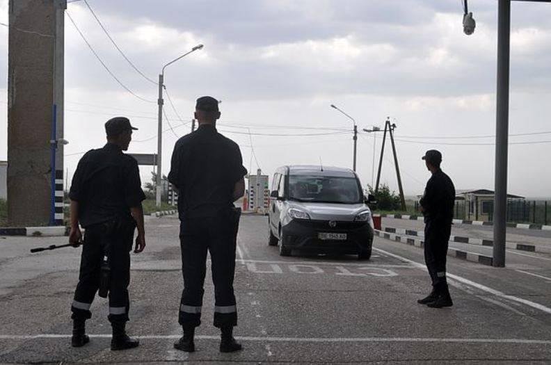 СМИ о попытке украинских диверсантов прорваться в Крым