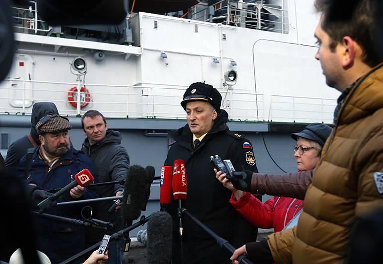 Виктор Бурсук объяснил, для чего ВМФ РФ новый многомачтовый парусник