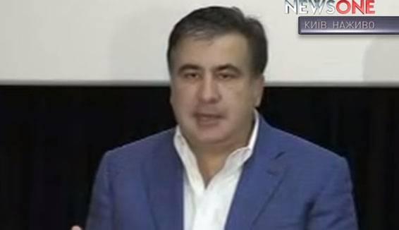 """Саакашвили: """"Уроки Грузии мешают России бомбить Украину"""""""
