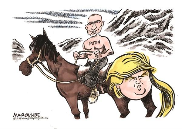 Почему победят Путин и Трамп…