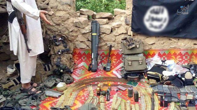 Генерал армии США попытался объяснить получение американского оружия игиловцами