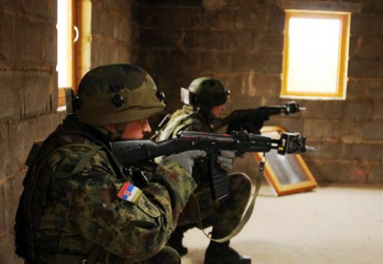 Осенью в Сербии пройдут два совместных с Россией учения