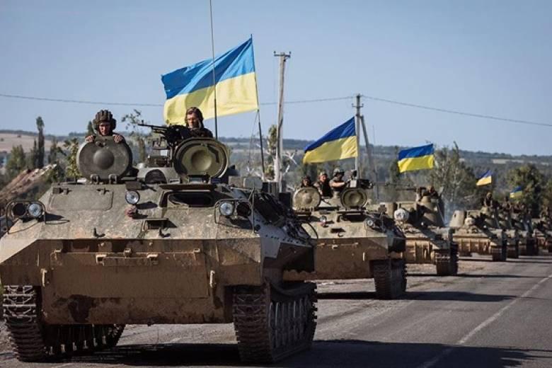 Украина усиливает военную группировку в Херсонской области